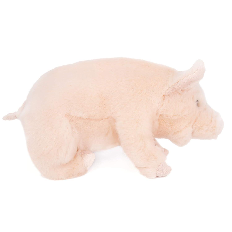 Amazon.com: Perla el Cerdo | Animal de peluche 11 inch ...