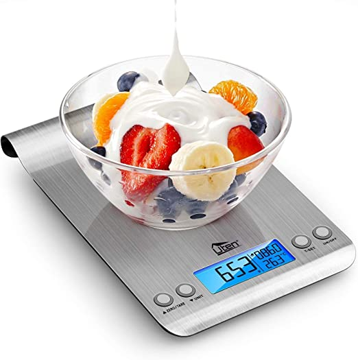 balanza para pesar comida