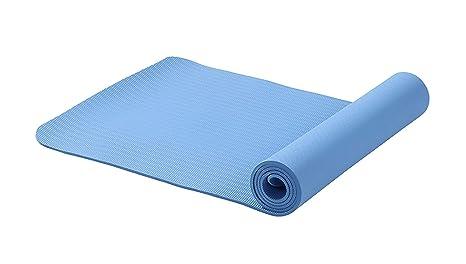 Amazon.com : 6MM TPE Non-Slip Yoga Mats for Fitness ...