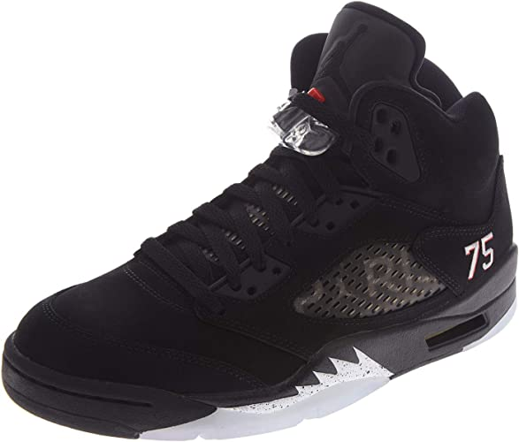 Air Jordan 5 Retro Bcfc paris Saint germain Black White