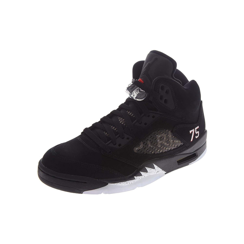 on sale 50337 e2cc2 Amazon.com   Jordan 5 Retro Paris Saint-Germain Mens   Basketball