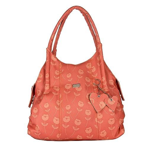 ccfb5a94ccc93 JG Shoppe Tan Women PU Casual Shoulder Bag   Handbag   Handheld Bag   Purse  With