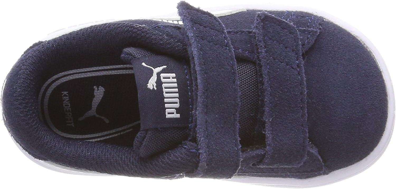 PUMA Smash V2 SD V Inf Sneakers Basses Mixte b/éb/é