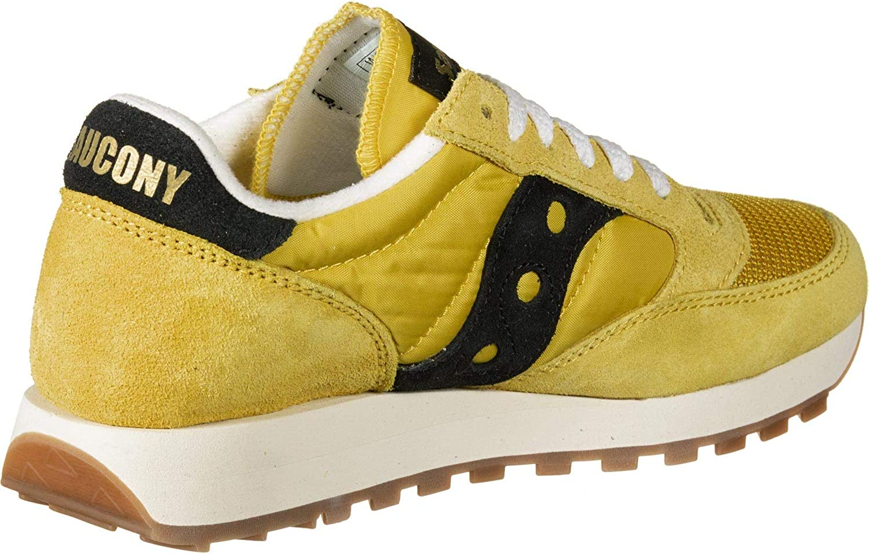 Saucony Jazz Original Vitnage, Zapatillas para Mujer Amarillo Amarillo 100 7NoNY