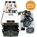 Antminer S9 ~14.0TH/s @ .098W/GH 16nm ASIC Bitcoin Miner with Power Supply