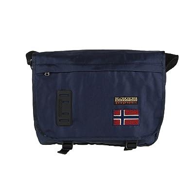 presenting outlet online pretty cheap Amazon.com: Borsa Tracolla Uomo Donna Napapijri Nordland ...