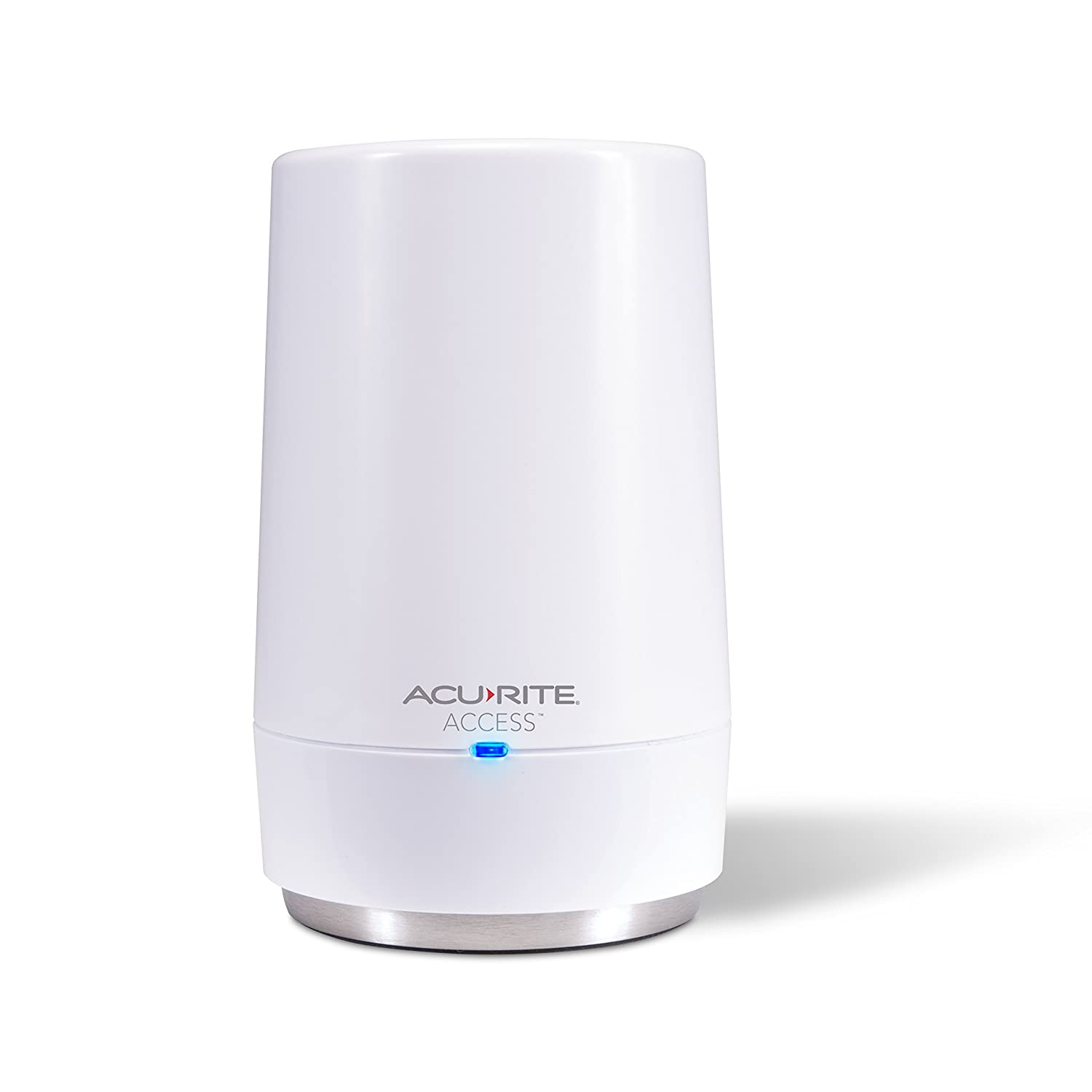 AcuRite 09155M AcuRite Access for Remote Monitoring of AcuRite Weather  Stations, Compatible with Amazon Alexa