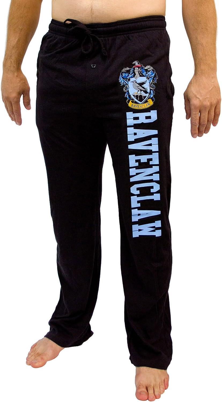 Hot Topic Harry Potter Ravenclaw House Sleep Pants Black X-Large