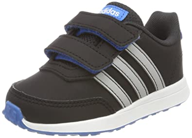 cheap for discount de7f8 460aa adidas Unisex Babies Vs Switch 2.0 CMF Low-Top Sneakers, Black (Cblack