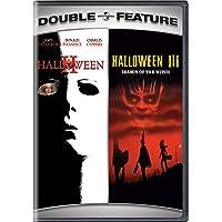 Halloween II / Halloween III: Season of the Witch Double Feature [DVD]