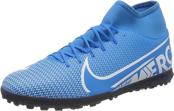 NIKE Mercurial Superfly 7 Club TF, Botas de fútbol Unisex Adulto: Amazon.es: Zapatos y complementos