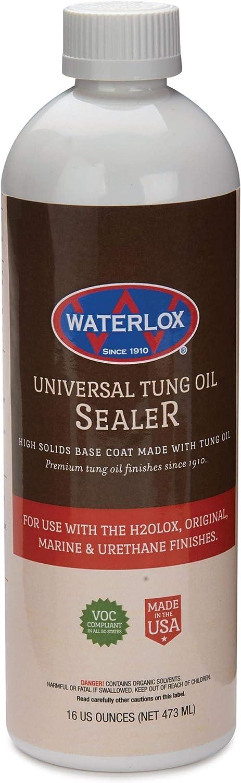 Waterlox 1000-PT Sealer, Grey