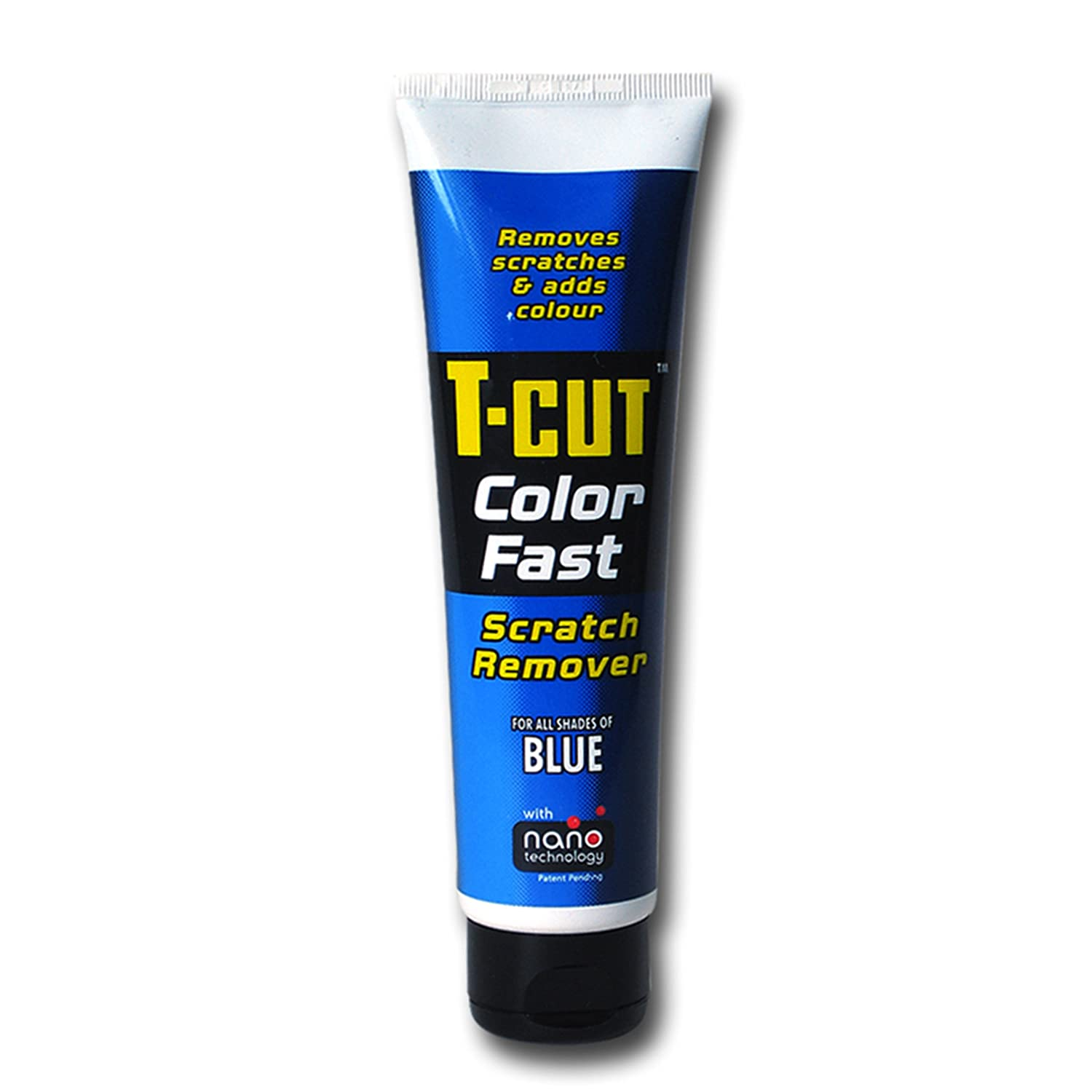 T-CUT COLOR FAST CAR SCRATCH REMOVER Blue 150g CARPLAN CSU150 B004SND32M