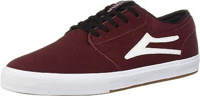 Lakai Footwear Griffin Burgundy/Black