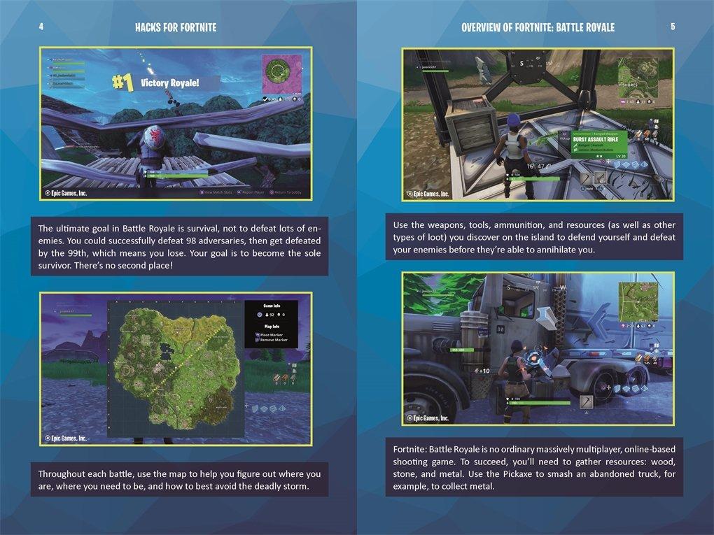 Fortnite Battle Royale: Beginners Guide (Hacks 1): The