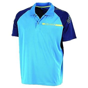 Bull padel Boxer - Polo para Hombre, Color Azul Intenso, Talla S: Amazon.es: Zapatos y complementos