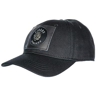 Versace Versus Gorra de Beisbol Hombre Black: Amazon.es: Ropa y ...