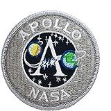 Amazon.com: NASA Apollo Mission Patch Set Apollo 1,7,8,9 ...