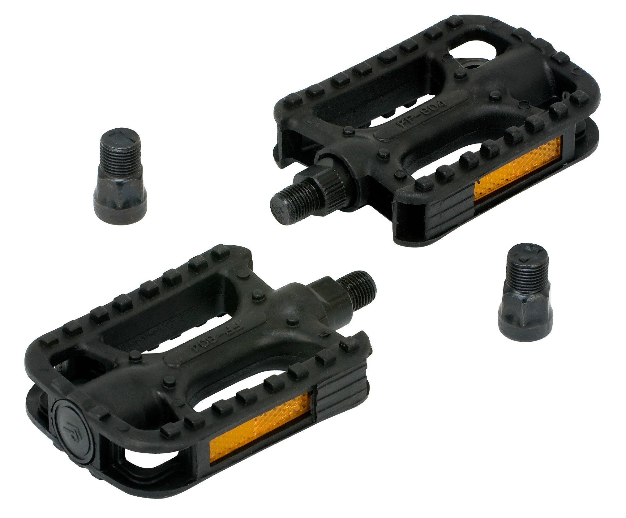 Schwinn SW76173-4 Universal Pedal (1/2 x 9/16-Inch) by Schwinn