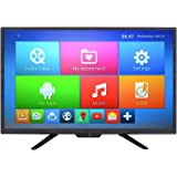24'' Full HD LED LCD Smart TV with HD Tuner, PVR, DVD, 12V for Caravan/Motorhome