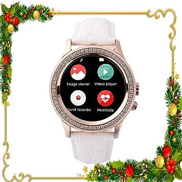 Banaus ® BR28 Smartwatch with MTK2502C-ARM7 Elegant aspecto ...