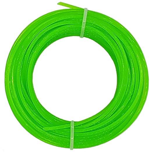 País De Casa de Shop® cortabordes cuerda 2 mm PVC, plástico ...