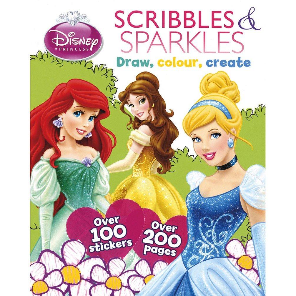 buy disney princess scribbles