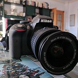 Amazon.es:Opiniones de clientes: Nikon D3300 - Cámara réflex ...
