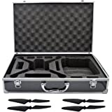 Blomiky 501S Travel Box Carrying Hard Case for Hubsan H501S Quadcopter Drone with 4 Propeller H501S Case
