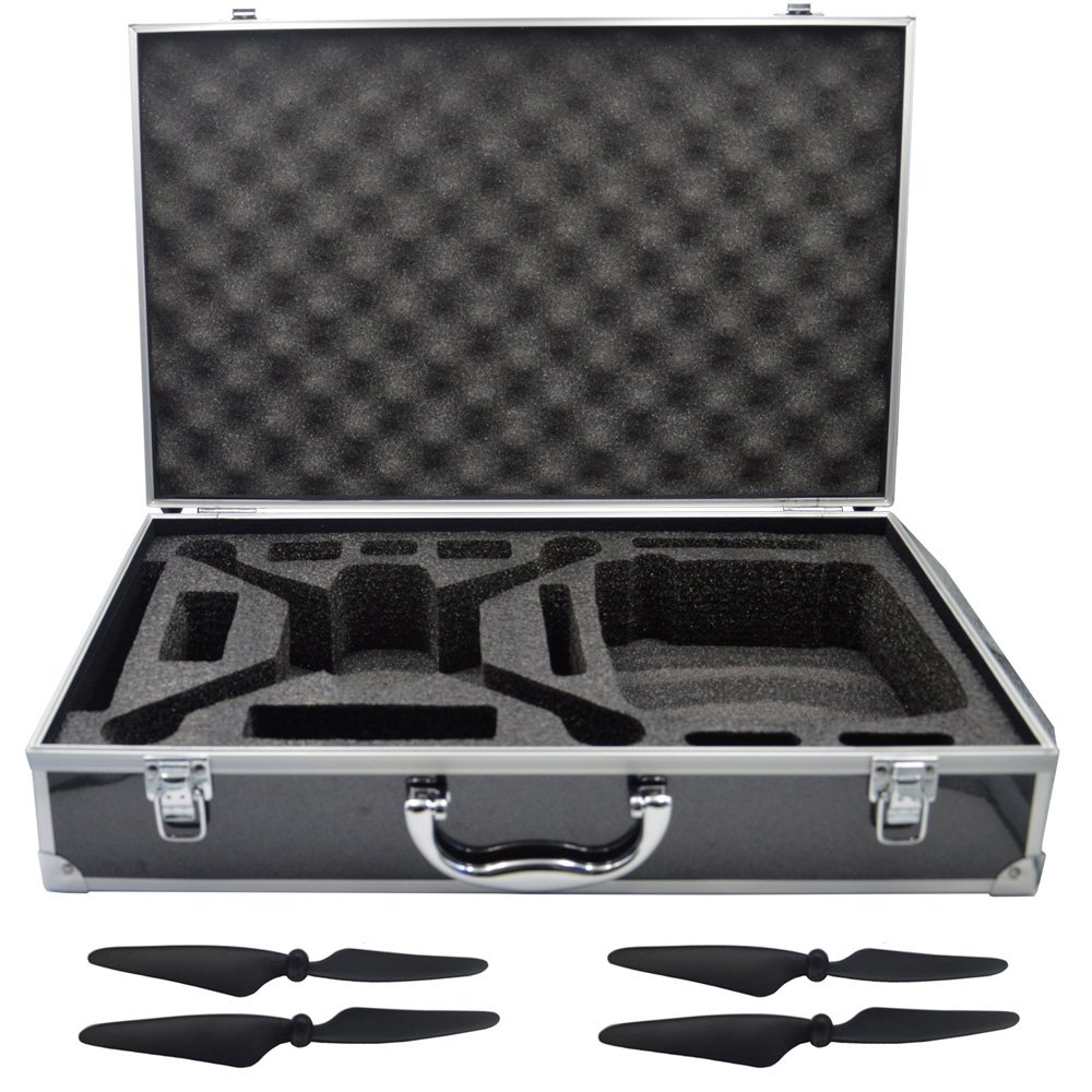 Blomiky 501S Travel Box Carrying Hard Case for H501S Quadcopter Drone with 4 Propeller H501S Case