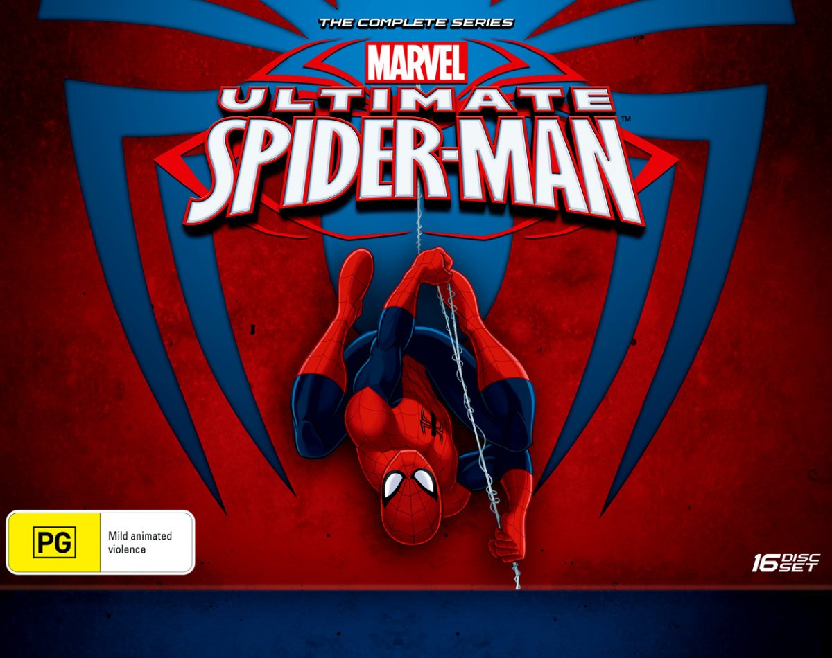 Amazon.com: Ultimate Spider-Man The Complete Series