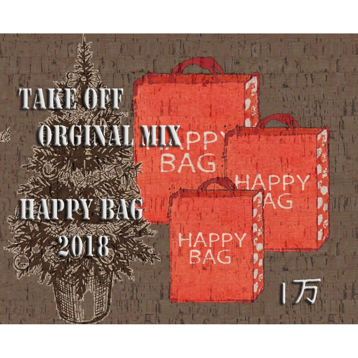 TAKE OFF(テイクオフ) TAKE-01/2018 : TAKE OFF 福袋1万円(カード決済代引きのみ/時間指定不可) B07L73FLHP M