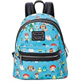 Loungefly x Toy Story Chibi Characters Allover-Print Mini Backpack
