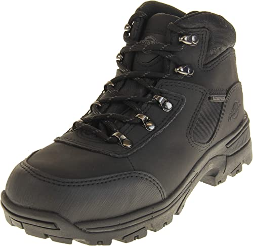 Leather Hiking Boots Walking Shoes 7 UK