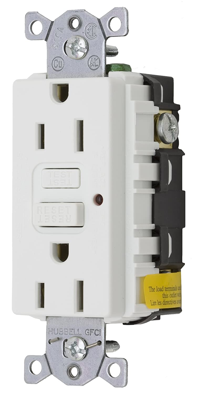 71IGvvj9s2L._SL1500_ amazon com bryant electric gf20wla 20 amp 125 volt commercial leviton 20 amp gfci wiring diagram at sewacar.co