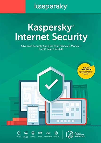 Amazon.com: Kaspersky Internet Security 2020   1 Device   1 year