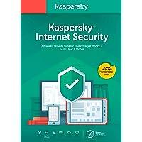 Kaspersky Internet Security 20181dispositivo/1año [Código de tecla]
