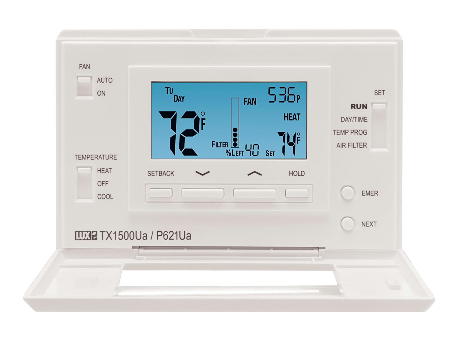 71IGwhu1SDL._SL1500_ lux products tx1500u universal 5 1 1 programmable thermostat  at soozxer.org