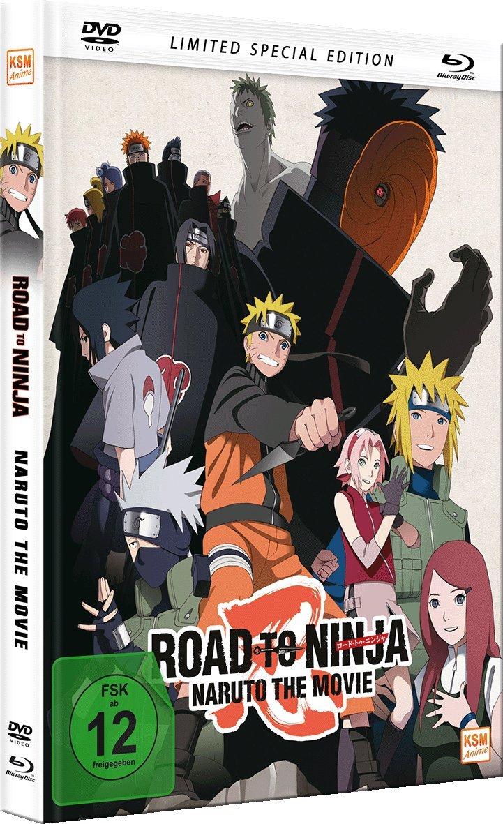 Amazon.com: Road to Ninja - Naruto - The Movie (2012 ...