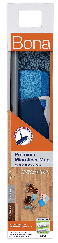 Bona Multi-Surface Floor Premium Microfiber Mop by Bona (Image #1)