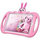iPad Mini 1 2 3 Case, Dexnor Cute Rabbit Soft