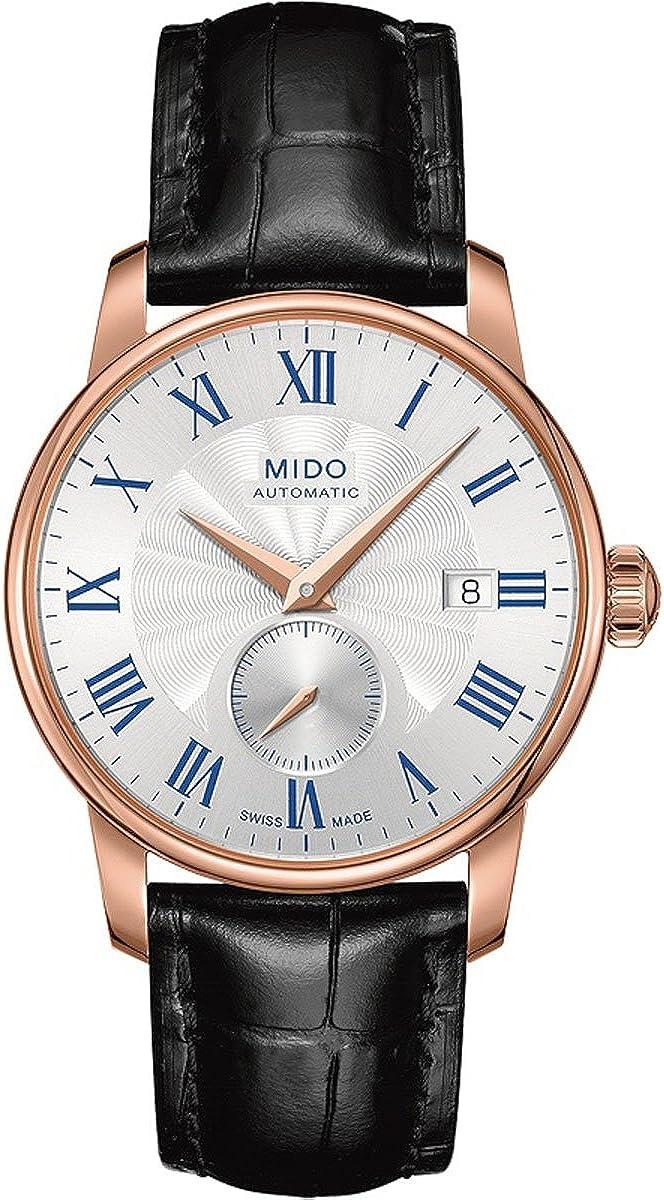 Mido Baroncelli M86083214 - Reloj para Hombres, Correa de