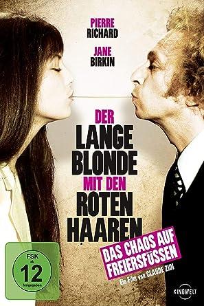 Der Lange Blonde Mit Den Roten Haaren Amazonde Pierre Richard