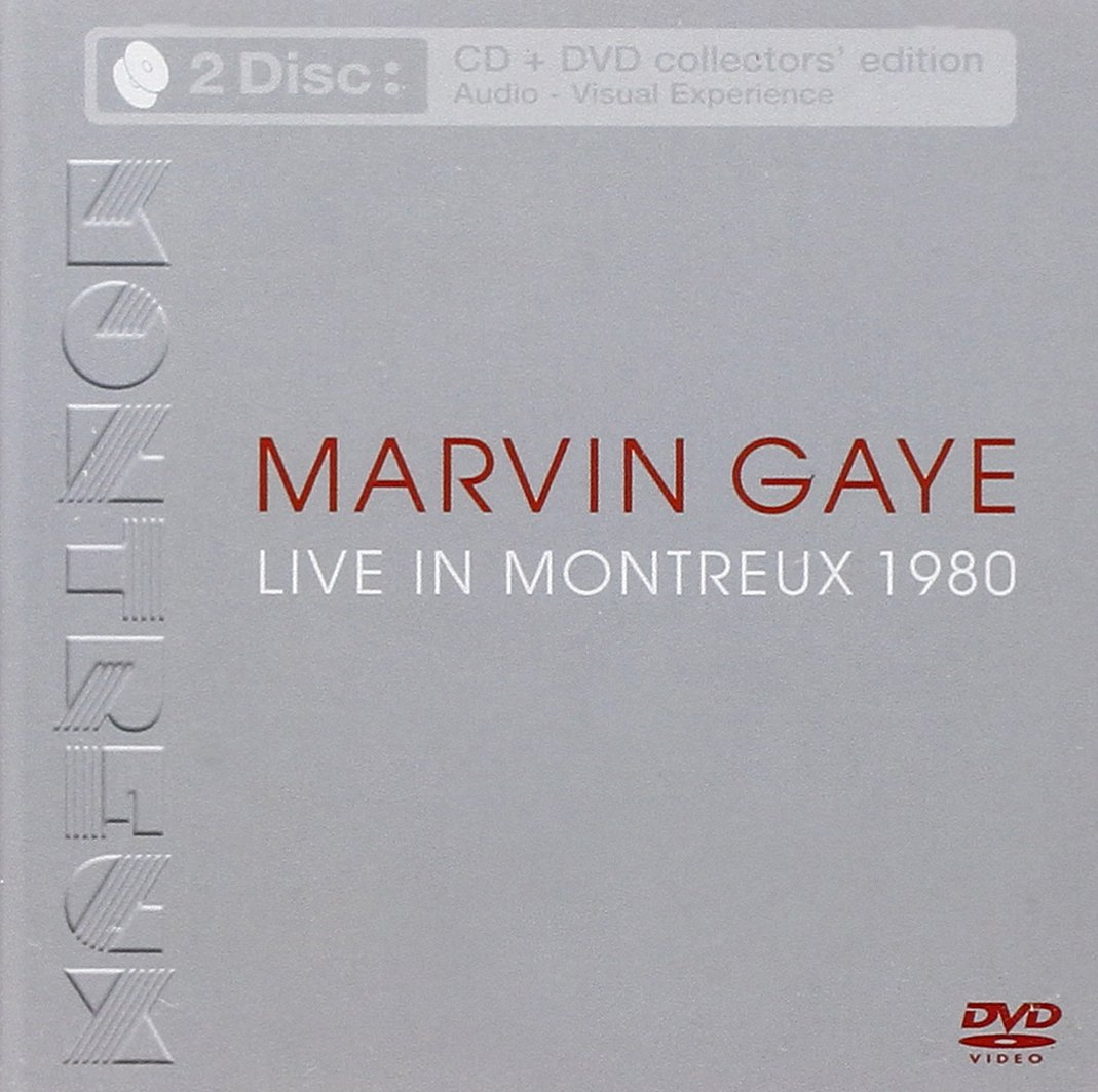 Live in Montreux 1980 by Gaye, Marvin