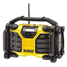 DeWalt DCR017  : une radio 2 en 1