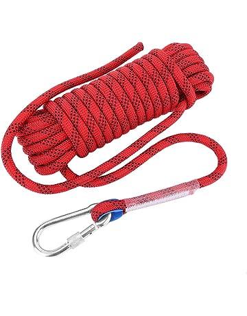 12MM Corda per Arrampicata Alpinismo 2M Sicurezza Salvataggio Cordino Rope