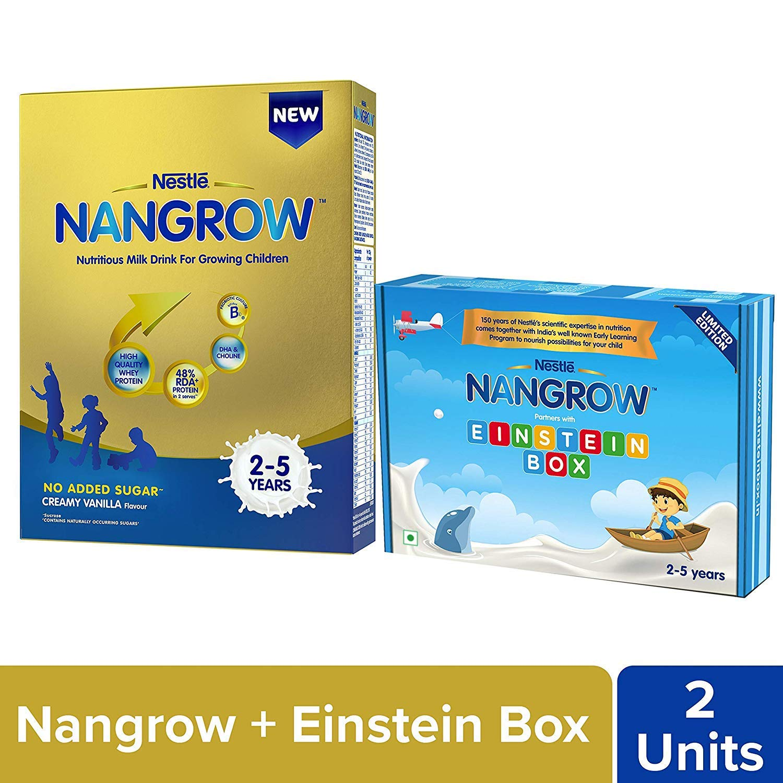 Nestle Nangrow Einstein Box Kit For Growing Children (2 - 5 Years)