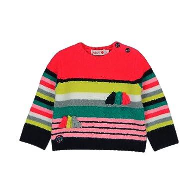 boboli Pull pour Bébé Fille pour Bébé Fille  Amazon.fr  Vêtements et  accessoires dea8a897f19