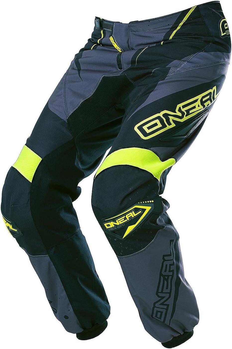 O Neal Herren Motocross Hose Element Racewear Grau 40 56 0128 2 Bekleidung