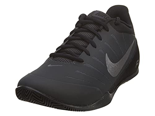 brand new ae00d 92279 Nike Air Mavin Low 2 NBK Anthracite Metallic Dark Grey Black Men s Basketball  Shoes  Buy Online at Low Prices in India - Amazon.in
